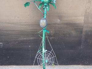 Садовые фонари срекоза. Ярмарка Мастеров - ручная работа, handmade.