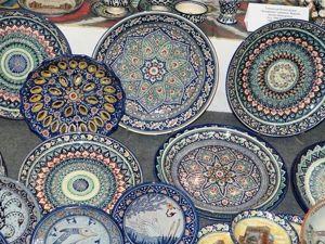 Рустам Усманов: керамическое волшебство 1001 ночи. Ярмарка Мастеров - ручная работа, handmade.
