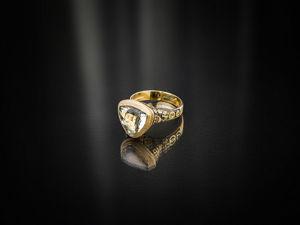 Видео кольца с зеленым аметистом The Precious Trillion. Ярмарка Мастеров - ручная работа, handmade.