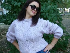 Какую пряжу выбрать для свитера?. Ярмарка Мастеров - ручная работа, handmade.