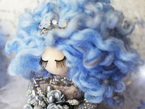 Принцесса Blue. Ярмарка Мастеров - ручная работа, handmade.