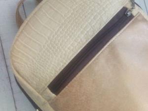 Рюкзак  «Рептилия». Ярмарка Мастеров - ручная работа, handmade.