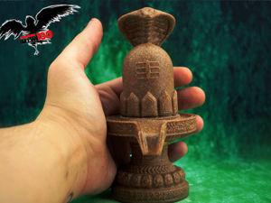 Шивалингам купить в мастерской MIW100. Ярмарка Мастеров - ручная работа, handmade.