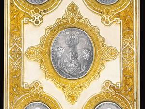 Золотых и серебряных дел мастера Овчинниковы. Драгоценные иконы. Ярмарка Мастеров - ручная работа, handmade.