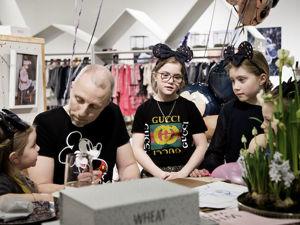 Fashionable Children's Clothing: Spring-Summer 2019. Livemaster - handmade