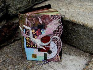 Оформляем обложку и страницы магической книги. Ярмарка Мастеров - ручная работа, handmade.