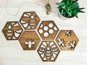 Пчелиный улей: 13 идей для творчества + бонус для рукодельниц. Ярмарка Мастеров - ручная работа, handmade.