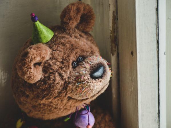 Новый мишка Миндаль | Ярмарка Мастеров - ручная работа, handmade