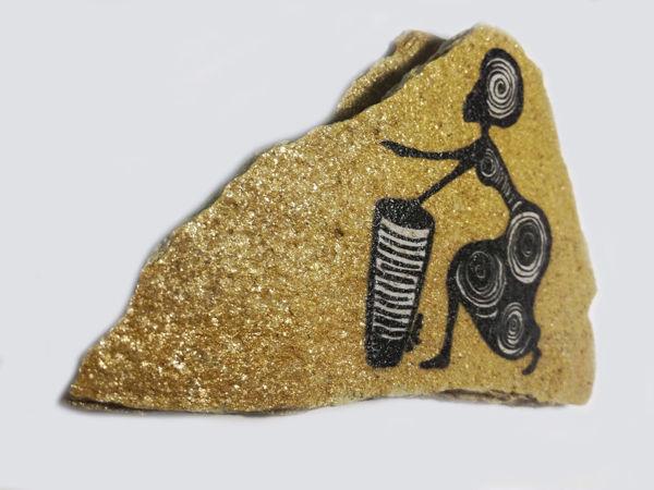Камень Златолит как материал для сувениров  «Берингия» | Ярмарка Мастеров - ручная работа, handmade