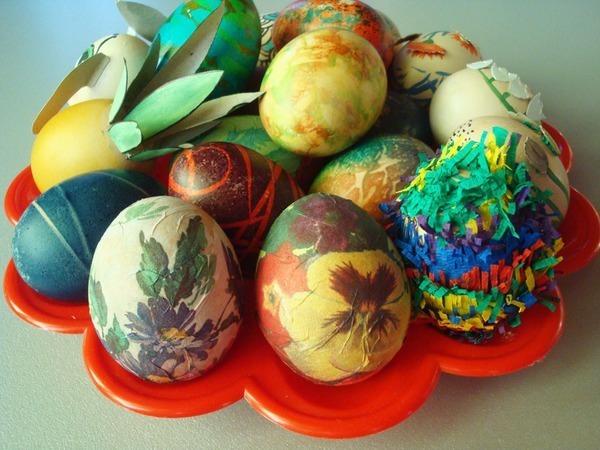 13 интересных способов декорирования яиц на Пасху | Ярмарка Мастеров - ручная работа, handmade