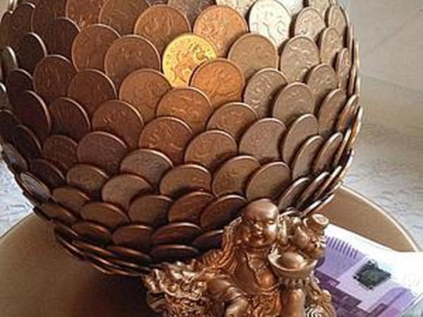 Мастерим денежный оберег | Ярмарка Мастеров - ручная работа, handmade