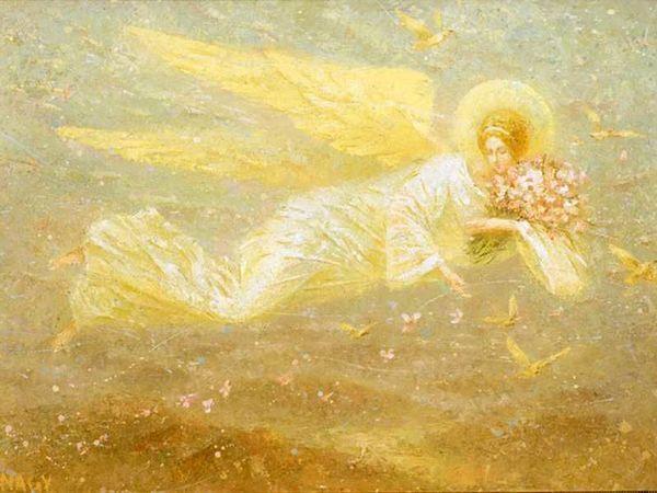 ангельский аромат | Ярмарка Мастеров - ручная работа, handmade
