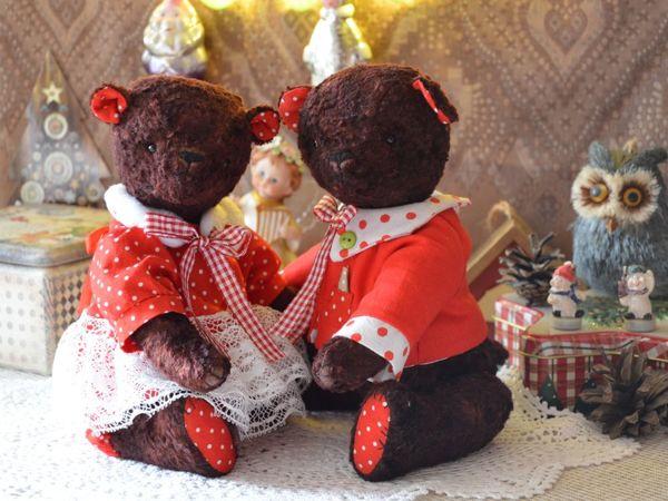 Про мишек, подарки и новогоднее настроение | Ярмарка Мастеров - ручная работа, handmade