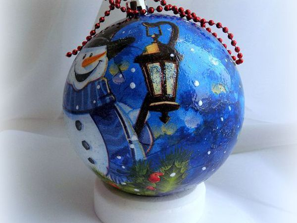 Новый год после Нового года! | Ярмарка Мастеров - ручная работа, handmade