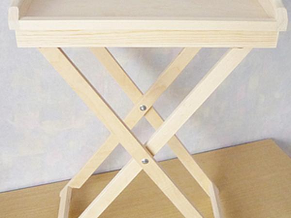 Новый вариант столика-подноса | Ярмарка Мастеров - ручная работа, handmade