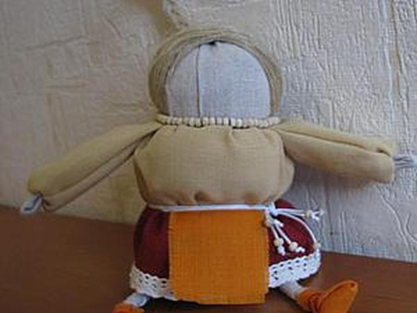 Мастер-класс: женская суть — обережная кукла   Ярмарка Мастеров - ручная работа, handmade