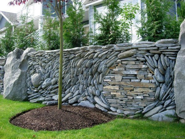 50 Ideas of Beautiful Fences in the Countryside | Livemaster - handmade