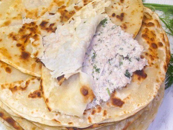 Вкусные лепешки с фаршем, по мотивам таджикского блюда Хомкима | Ярмарка Мастеров - ручная работа, handmade