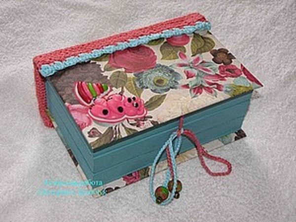 Мастер-класс «Альбом-шкатулка для малыша» | Ярмарка Мастеров - ручная работа, handmade