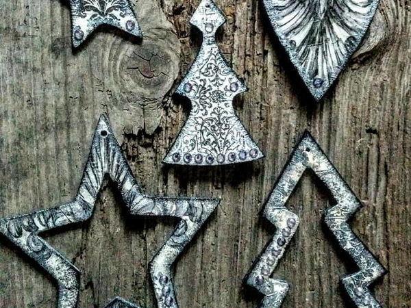 Сувениры в технике декупаж для ярмарок. | Ярмарка Мастеров - ручная работа, handmade