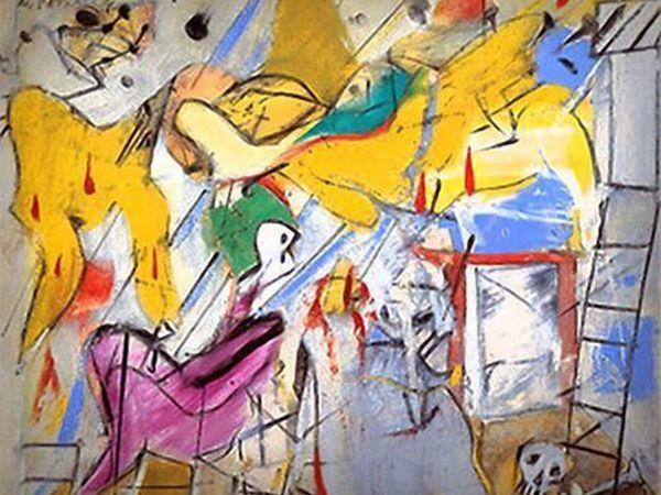 Абстрактная живопись — это хорошо или плохо? | Ярмарка Мастеров - ручная работа, handmade