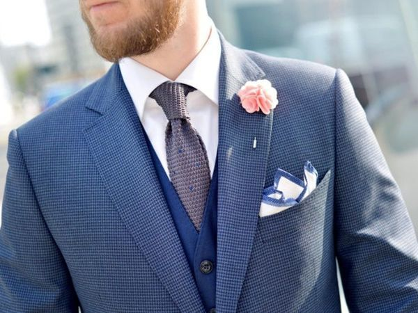 Нагрудный платок — завершающая изюминка любого образа! | Ярмарка Мастеров - ручная работа, handmade