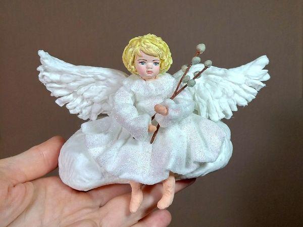Ангел родился :-)))   Ярмарка Мастеров - ручная работа, handmade