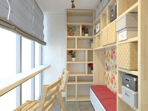 Лоджия — практичное рабочее место для рукодельницы: 15 вариантов организации творческого пространства | Ярмарка Мастеров - ручная работа, handmade