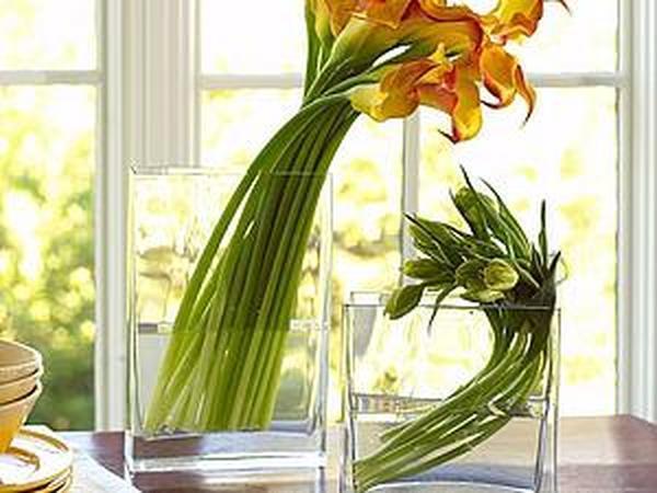 Цветы в интерьере | Ярмарка Мастеров - ручная работа, handmade