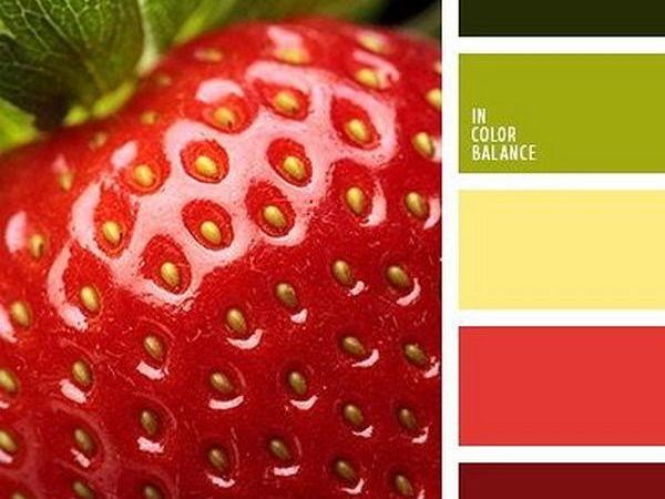 Черпаем вдохновение цветом в ягодном мире. Часть 15 | Ярмарка Мастеров - ручная работа, handmade