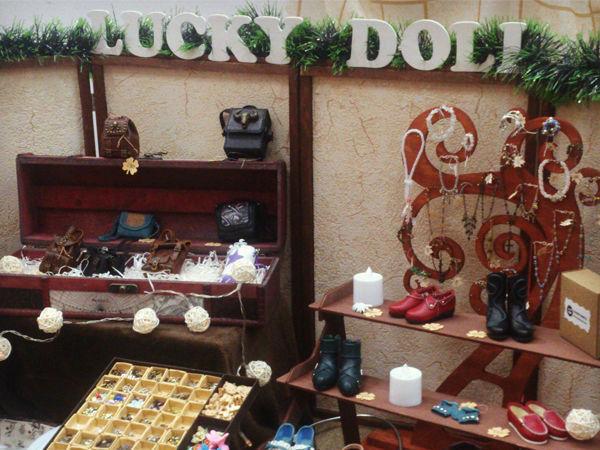 Lucky Doll участвует в выставке