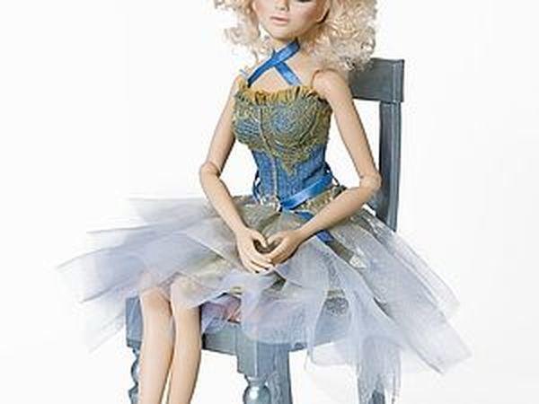 Модная кукла | Ярмарка Мастеров - ручная работа, handmade