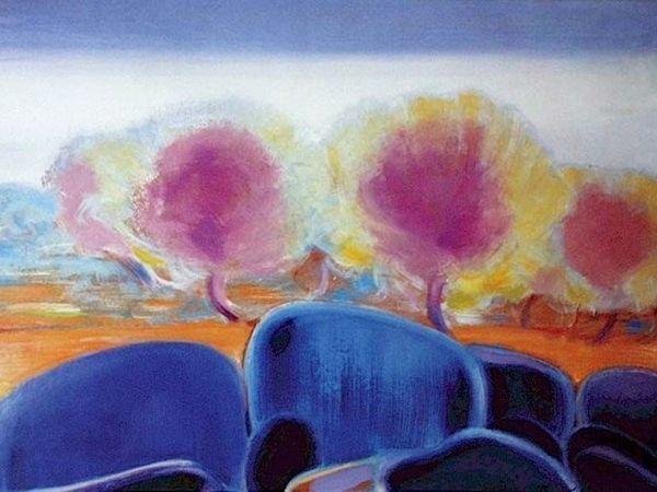 Я верю, дерево Линалое и Святослав Рерих | Ярмарка Мастеров - ручная работа, handmade