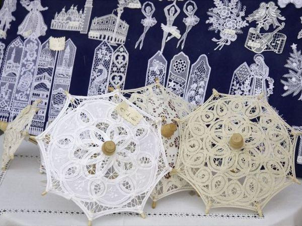 Легенды о кружевах Бурано | Ярмарка Мастеров - ручная работа, handmade