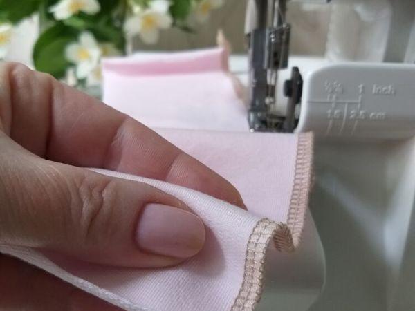 Советы по шитью на оверлоке   Ярмарка Мастеров - ручная работа, handmade