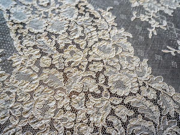 Старинная скатерть Алансон. | Ярмарка Мастеров - ручная работа, handmade