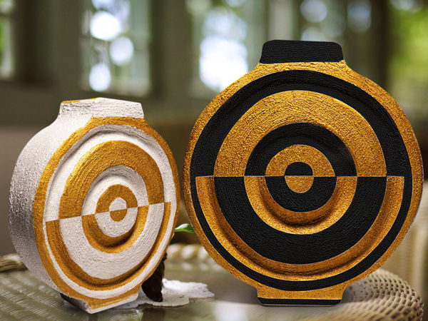 Делаем вазу сами   Ярмарка Мастеров - ручная работа, handmade