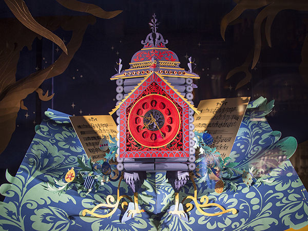 Fairy Tales Come True: Paper Installations by Makerie Studio | Livemaster - handmade
