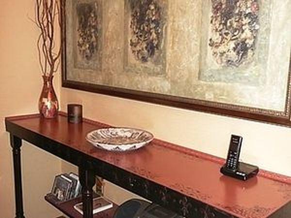 Имитация фрески, или Необычное применение декупажных карт | Ярмарка Мастеров - ручная работа, handmade