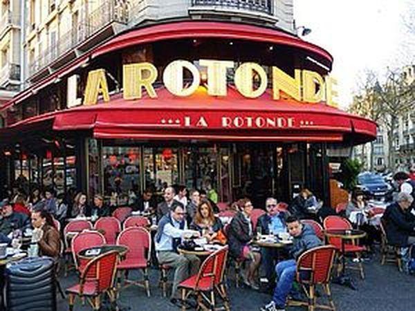 Мой Париж ,кафе... | Ярмарка Мастеров - ручная работа, handmade