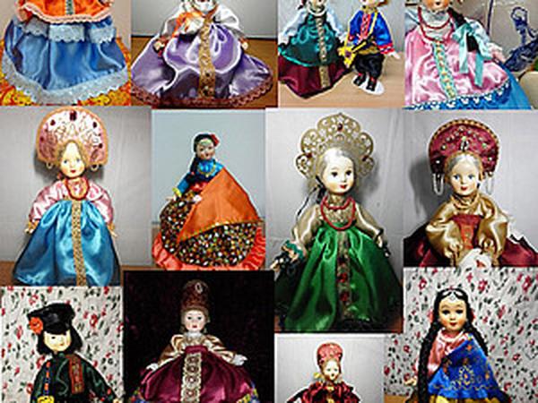Ивановская опилочная кукла | Ярмарка Мастеров - ручная работа, handmade
