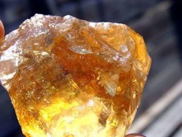 Цитрин — камень ноября от осенней хандры | Ярмарка Мастеров - ручная работа, handmade