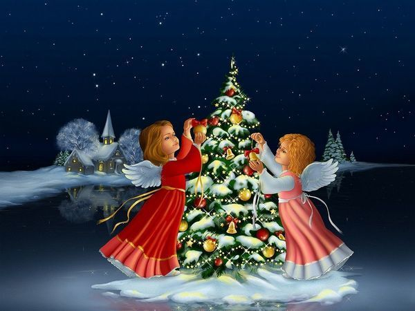Поздравляем Всех с Рождеством!!!   Ярмарка Мастеров - ручная работа, handmade