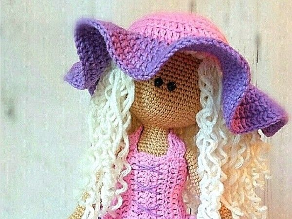 Как связать комплект одежды для куклы часть 2   Ярмарка Мастеров - ручная работа, handmade