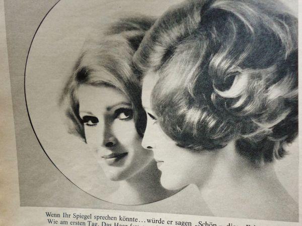 Журнал  «Бурда»  1968-го года. Продолжаем путешествие | Ярмарка Мастеров - ручная работа, handmade