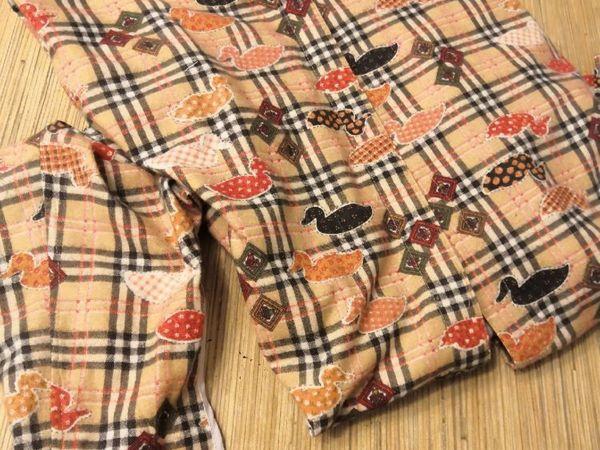 Рубашка в клетку | Ярмарка Мастеров - ручная работа, handmade