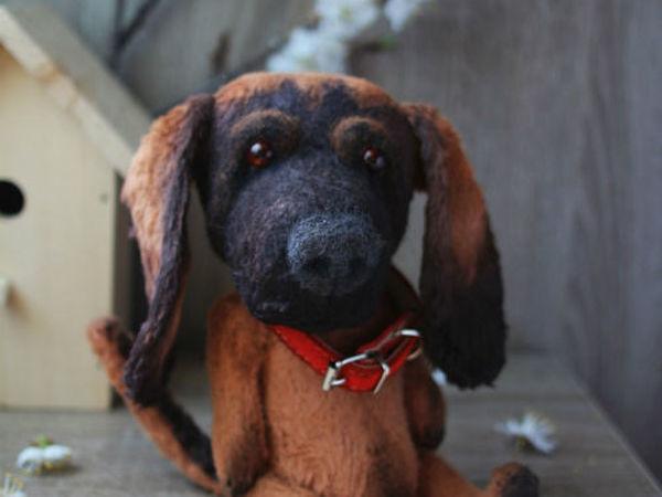 Собачки, рожденные по ошибке... | Ярмарка Мастеров - ручная работа, handmade