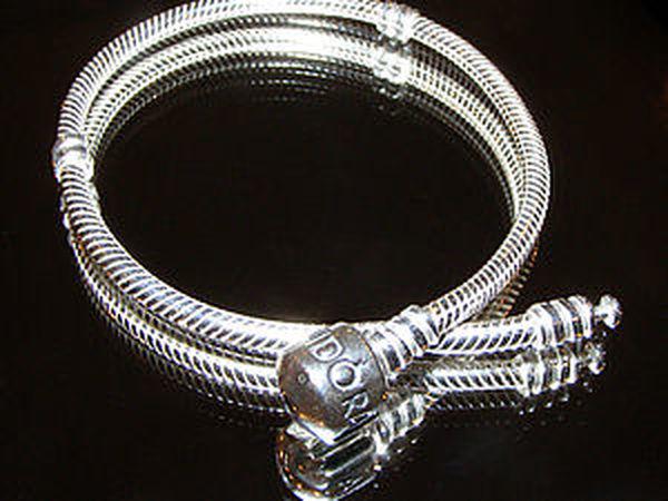 Заказы на фирменные браслеты PANDORA   Ярмарка Мастеров - ручная работа, handmade
