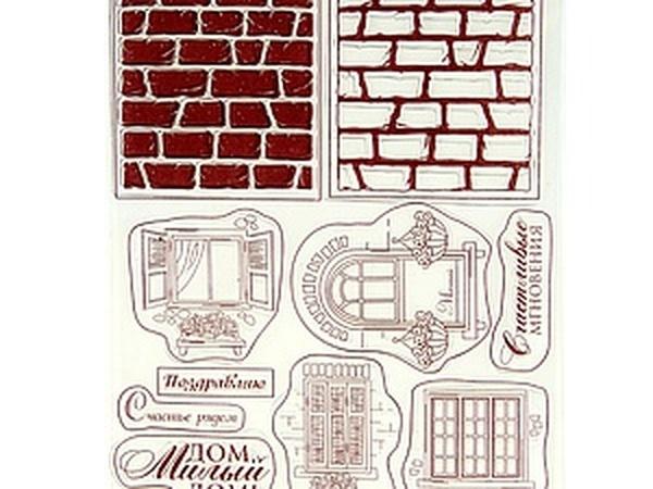 Новые наборы силиконовых штампов   Ярмарка Мастеров - ручная работа, handmade
