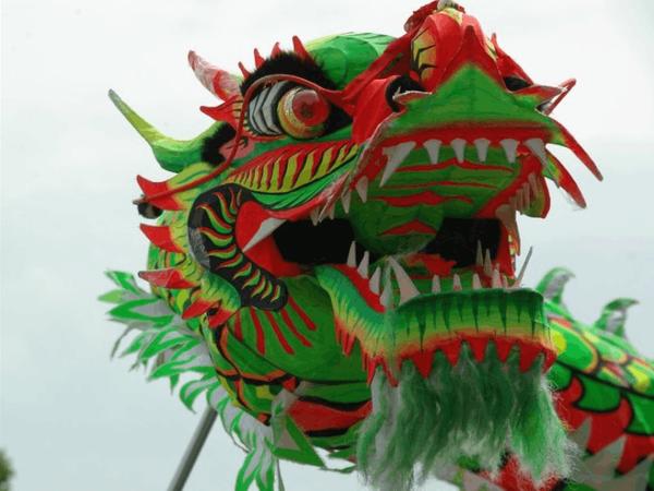 Фантастические китайские драконы | Ярмарка Мастеров - ручная работа, handmade